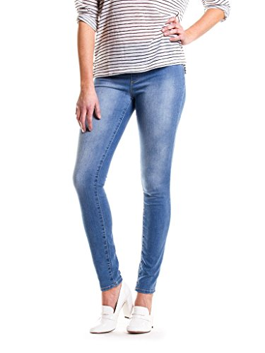 Carrera Jeans - Jeggings für Frau, Denim-Look, behandlung mit wahrer Aloe DE XL