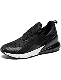 timeless design 96c20 8bffc SOLLOMENSI Chaussures de Course Running Compétition Sport Trail  Entraînement Homme Femme Cinq Couleurs Basket