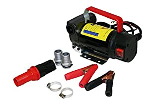 Pompe pour vidange de diesel & huile par aspiration 12volts 175W