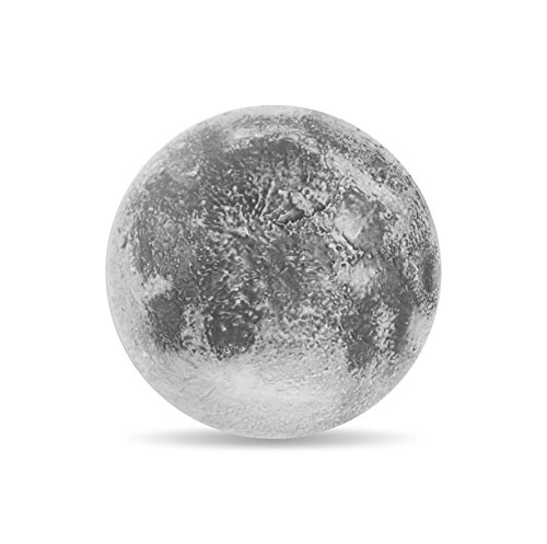 Lámpara de Pared sin Cables Luna, con Mando a Distancia, Emula las Fases Lunares