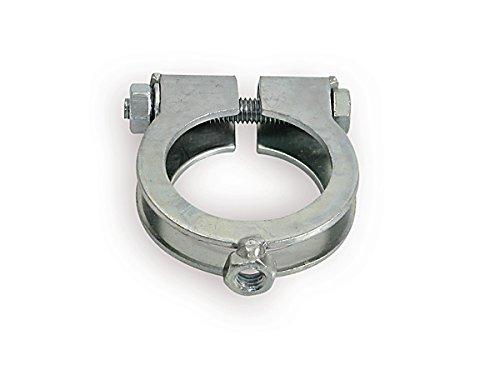 Klemmschelle Tuning Ø32mm (mit Befestigung für Hitzschutz)