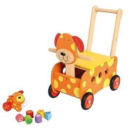 I' Mtoy Push Wagons