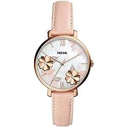 Fossil JACQUELINE ES4671 Montre Bracelet pour femmes