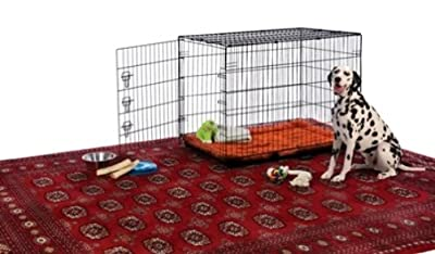 Prevue Hendryx Home On-The-Go Single Door Dog Crate E434, Large by Prevue Pet Products, Inc.