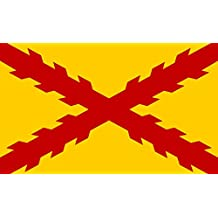magFlags Bandera Large Tercios Morados Viejos | bandera paisaje | 1.35qm | 90x150cm