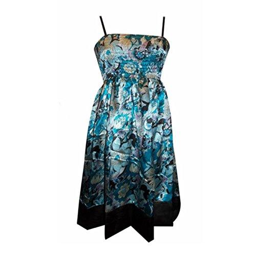 Generic Damen Kleid Blue (Turquiose)