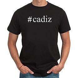 Camiseta #Cadiz Hashtag