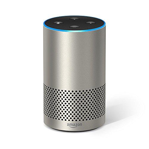 Angebot: Amazon Echo, Zertifiziert und generalüberholt, (2. Generation), Silber Optik für nur 69,99 € statt bisher 89,99 € auf Amazon