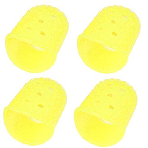 san-bodhi-4pcs-flexible-silicone-left-hand-fingertip-for-guitar-ukulele-bass
