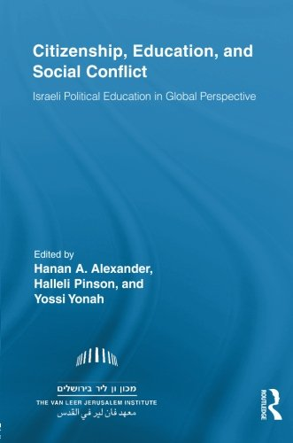 Citizenship, Education and Social Conflict (Routledge Research in Education)