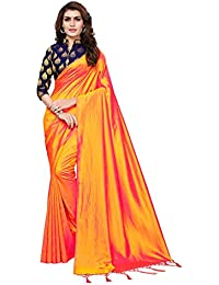 Oranges Women S Sarees Buy Oranges Women S Sarees Online At Best