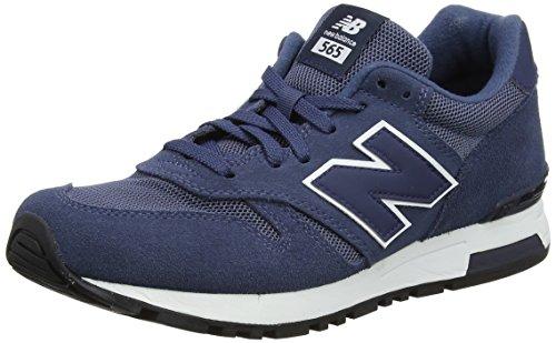 New Balance Ml565 Scarpe da Fitness Uomo Blu Azul 44.5 EU