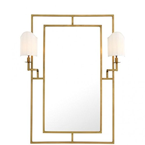 Casa-Padrino-Luxury-Designer-Wall-Mirror-Brass-113-x-H-140-cm-Luxury-Hotel-Mirror