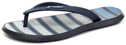 Rider Brasil R 1 Ink 2015 Herren Beach/Pool Flip Flops Blue j6OgKX