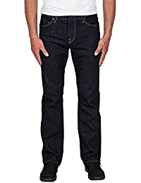 Volcom Solver Denim - Jean Solver Denim - SOLVER DENIM - Homme