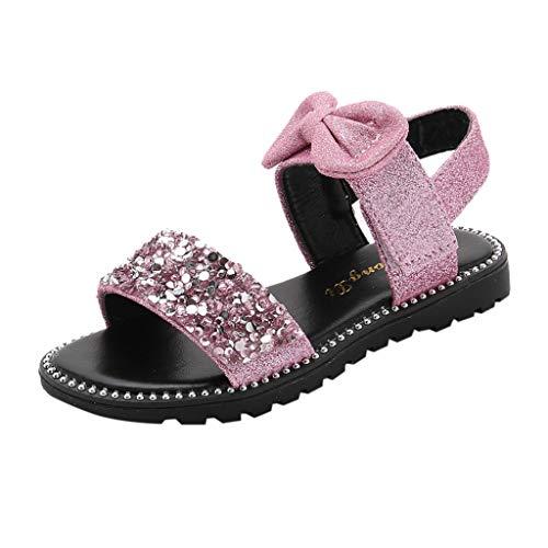 Baby Mode Offene Spitze Sandalen Kind Mädchen Bowknot Lässig Einzelne Leder Pricness Schuhe Party Kleid Flache Freizeitschuhe Low Heels Wanderschuhe