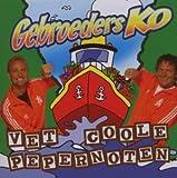 Songtexte von Gebroeders Ko - Vet Coole Pepernoten