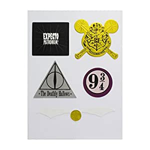 Harry Potter Accessory Stickers - Pack of 5 Stickers
