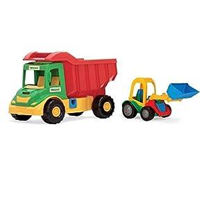 Wader-Wozniak - Camión de juguete (32210_multicolour)