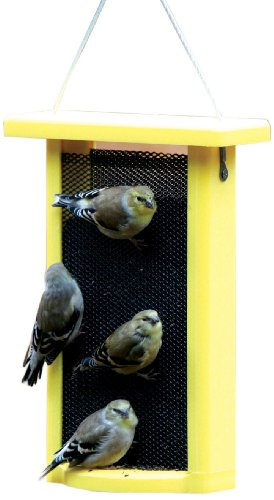 Birds Choice 1,5qt. Magnet-mesh Nigersamen Finch Feeder -