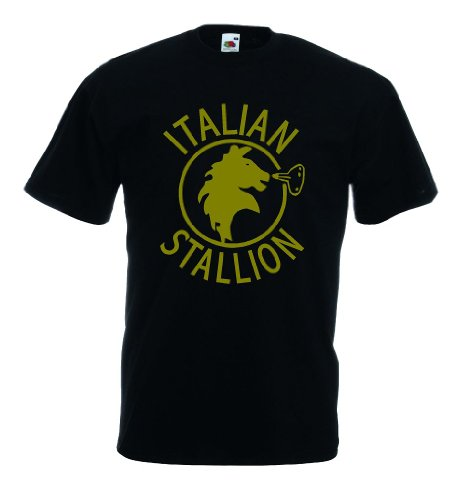 an Stallion Herren T-Shirt Trikot|L ()
