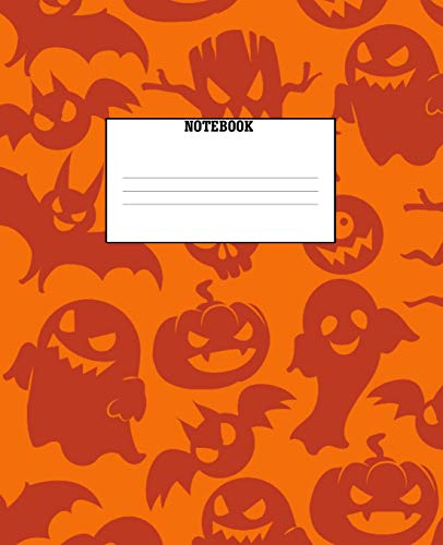 Notebook: Get your spook on with this awesome Halloween journal!