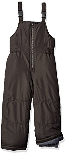 Carter's Toddler Boys' Snow Bib Ski Pants Snowsuit, Gorton Grey, 4T (Infant Snow Pants)