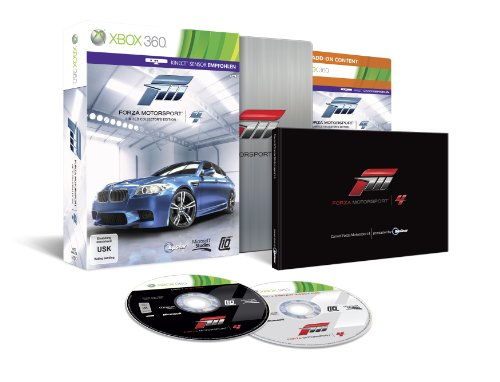 Forza Motorsport 4 - Limited Collector's Edition (Forza Xbox 4 Spiel 360)