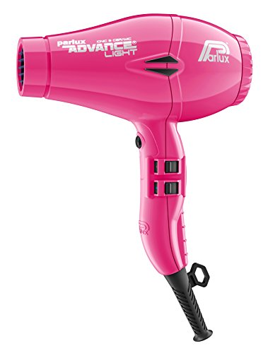 Parlux Advance Light Asciugacapelli Ionic & Ceramic, Fucsia