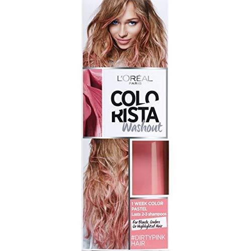 L'Oreal Paris Colorista Coloración Temporal Colorista Washout - Dirty Pink Hair