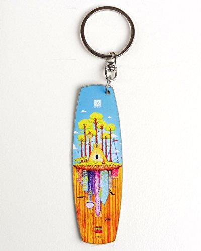 Wakeboard Keyholder Schlüsselanhänger / Slingshot - Shredtown