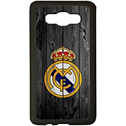 carcasas fundas movil tpu compatible con samsung galaxy j3 2016 real madrid rma