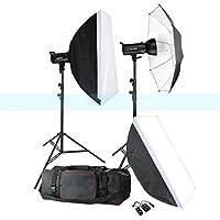 Gowe 800W illuminazione flash per studio fotografico