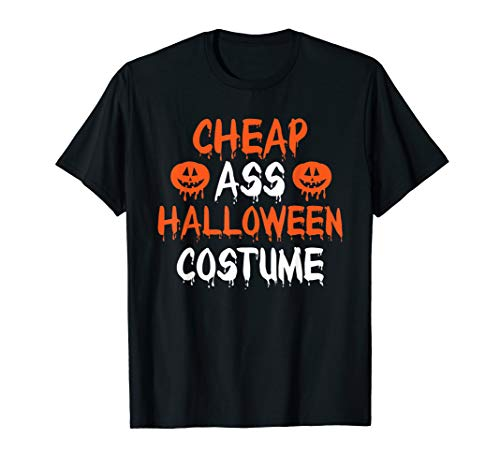 Kostüm Kürbis Billig - Billig Arsch Halloween Kostüm Kürbis T-Shirt
