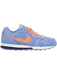 Nike MD Runner 2 (GS) - Zapatillas Para Niña, Multicolor