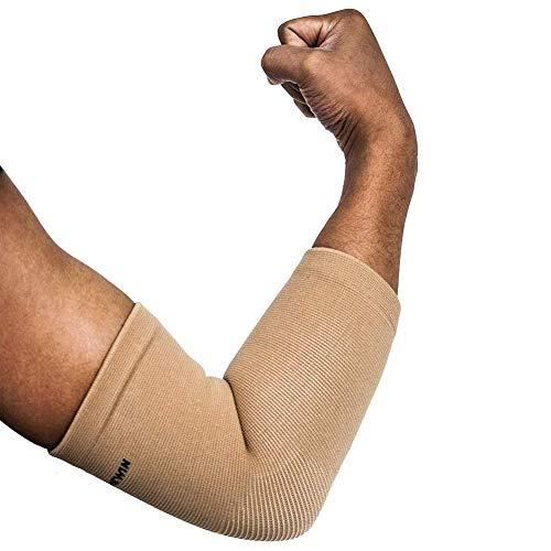Senston Armlinge Arm Sleeves Sonnenschutz Armwärmer Ärmlinge rutschfest Running Radsport für Herren Damen Jungen