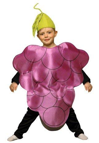 Imagen de disfraz de racimo de uva 5 6 años