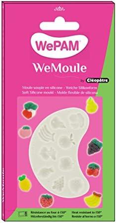 WePAM - PF06MD29 - WeMoule - Moule Moule Moule Silicone Multi Fruits B00EADQWX2 c1ce40