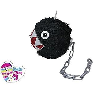Chomp Piñata-Ketten. Ketten Chom