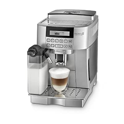 De'Longhi ECAM22.360.S Fully Automatic Bean to Cup Coffee Machine, 220 W by Delonghi