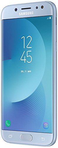 Samsung Galaxy J5 DUOS Smartphone (13,18 cm (5,2 Zoll) Touch-Display, 16 GB Speicher, Android 7.0) blau
