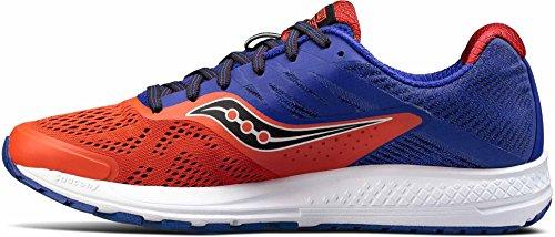 Chaussures Ride 10 - homme Orange/Blue