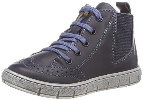 Primigi Jungen Paw 24150 Hohe Sneaker, Blau (Blue 00), 27 EU