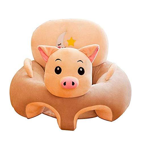 Suave y cómodo Soporte for bebé Asiento Sofá Infantil Aprendiendo a Sentarse...