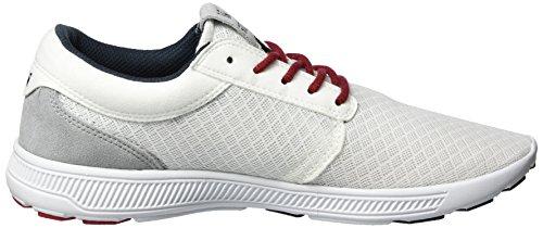 Supra Sneaker Vermelho Weiss Martelo branco Herren Prazo branco w1w4OxU