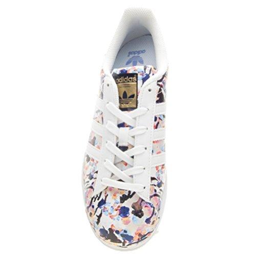 adidas , Herren Sneaker mehrfarbig mehrfarbig, mehrfarbig – mehrfarbig – Größe: 38 2-3 - 2