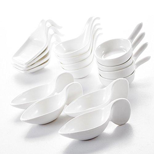 MALACASA, Serie Ramekin.Dish, 16-TLG. Set 4,5