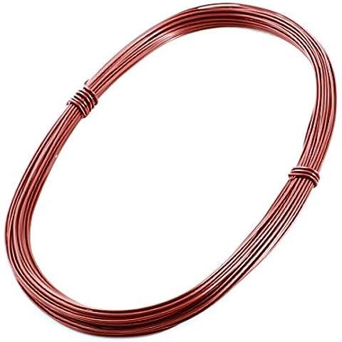 1,25 mm, saldatura PPA smaltato, in rame, bobina da 20 m - Copper Wire Bobine