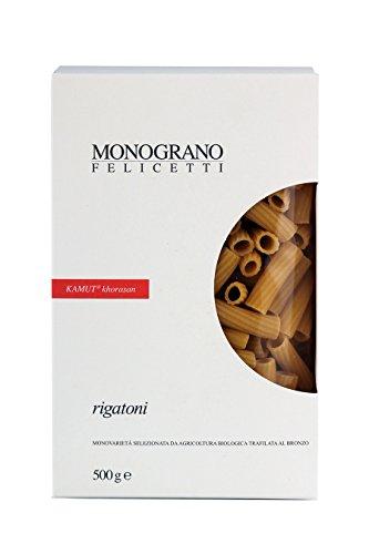 Selezione Monograno Kamut Rigatoni, Bio, 500g