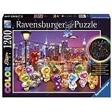 Ravensburger Spieleverlag Ravensburger 16185 - Gelini Pier Party 1200 Teile Color Starline Puzzle